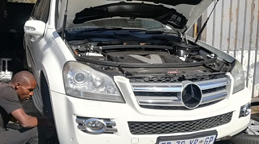 Mobile car services Pretoria Moot